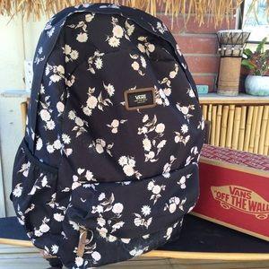 """Vans Large Backpack 19"""" X 15"""" X 5.5"""""""